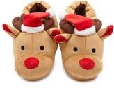 Forever 21 FOREVER 21+ Holiday Reindeer Slippers