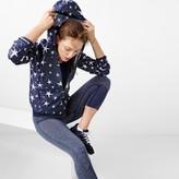 J.Crew New Balance® for star-print windbreaker