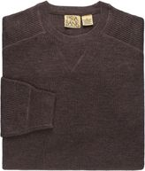 Jos. A. Bank VIP Merino Wool Crewneck Sweater