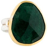 Gurhan Aventurine Cocktail Ring