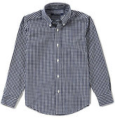 Brooks Brothers LittleBig Boys 4-20 Gingham Non-Iron Button-Down Shirt