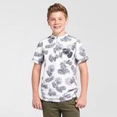 art class Boys' Palm Popover Button Down Shirt - Art Class Black