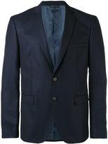 Tonello two button blazer - men - Virgin Wool - 48