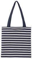 Petit Bateau Striped tote bag