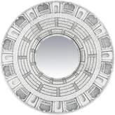 Fornasetti Architettura Framed Convex Mirror