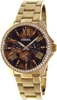 Fossil Women's Cecile AM4498 Stainless-Steel Quartz Watch