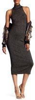 A.L.C. Marc Wool Blend Dress