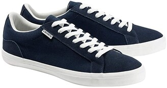 Lacoste Lerond 220 5 (Navy/Off-White) Men's Shoes