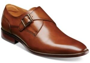 Florsheim Men's Sorrento Single-Monk Strap Shoes Men's Shoes