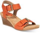 Giani Bernini Bryana Memory Foam Wedge Sandals, Only at Macy's