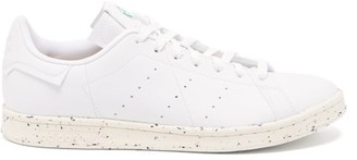 adidas Stan Smith Faux-leather Trainers - White