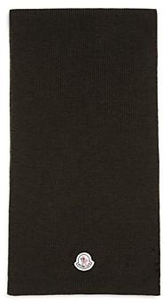 Moncler Basic Wool Scarf