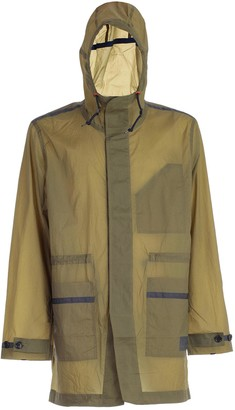 Paul Smith Concealed Fastening Raincoat