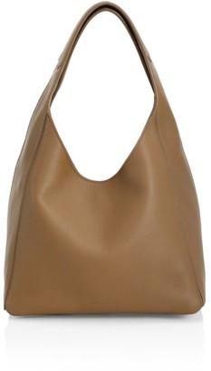 Loro Piana Soft Leather Hobo Bag