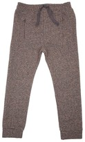 Emile et Ida Marl Fleck Sweat Trousers