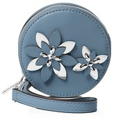 MICHAEL Michael Kors Flower Pouch Small Coin Case