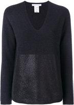 Fabiana Filippi sheer knitted top - women - Silk/Cashmere/Merino - 44