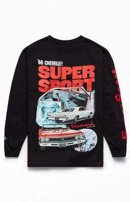 Diamond Supply Co. Super Sport Long Sleeve T-Shirt