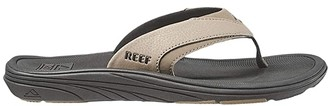 Reef Modern (Black/Tan) Men's Sandals
