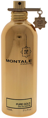 Montale Unisex 3.4Oz Pure Gold Edp Spray