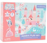 Chronicle Books Mudpuppy Enchanting Princess Puzzle Play Set