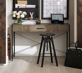 """Pottery Barn Ramsey 47.5"""" Desk with Drawer"""