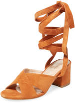 Charles David Women's Blossom Leather Sandal