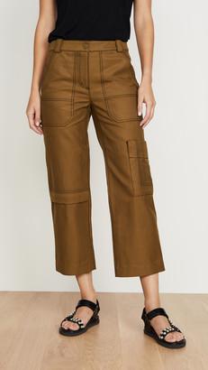 3.1 Phillip Lim Twill Cargo Pants
