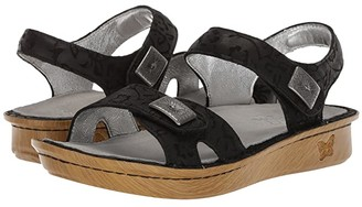 Alegria Vienna (Morning Glory Black) Women's Shoes