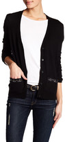 Joe Fresh Jewel Detail Cardigan