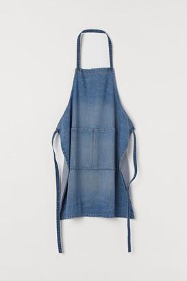 H&M Denim Apron - Blue