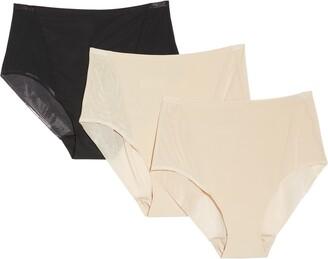 TC Pack of 3 Micro Mesh Brief Panties