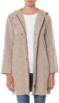 Twenty Smart Fleece Hooded Coat