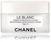 Chanel LE BLANC Brightening Moisturizing Cream TXC, 1.7 oz.