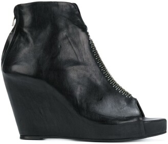 Isaac Sellam Experience Open Toe Boots