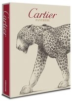 Assouline Publishing Cartier Panthere Hardcover Book
