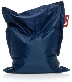 Fatboy Original Large Bean Bag Chair Fabric: Blue