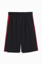 MSGM Stripe Boxing Shorts