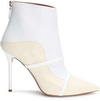 Malone Souliers Madison Two-tone Leather Ankle Boots