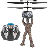 World Tech Toys Marvel Licensed Guardians Of The Galaxy Groot 2CH IR RC Helicopter