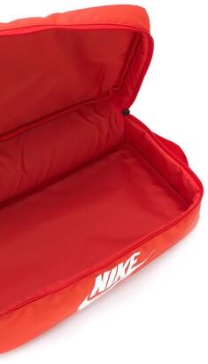 Nike Logo Print Shoe Bag