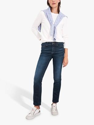 White Stuff Straight Jeans, Mid Denim