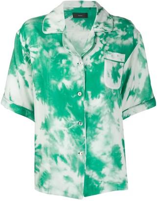 Alanui Tie-Dye Print Shirt
