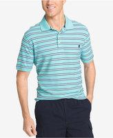 Izod Men's Striped Polo