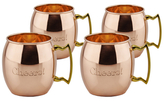 Old Dutch Cheers Moscow Mule Mugs (Set of 4)