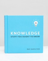 Books Knowledge Stuff You Ought To Know