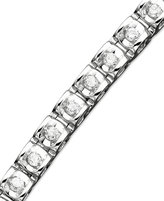 Macy's Diamond Bracelet in 14k White or Yellow Gold (1 ct. t.w.)