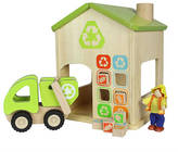 Freya Me and Recycling Play Set