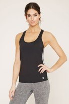 Forever 21 Active Mesh-Paneled Tank