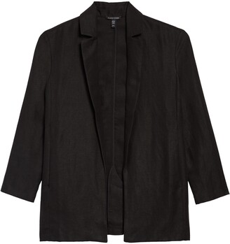 Eileen Fisher Notch Collar Blazer